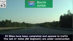 Charlotte, NC I-485 Outer