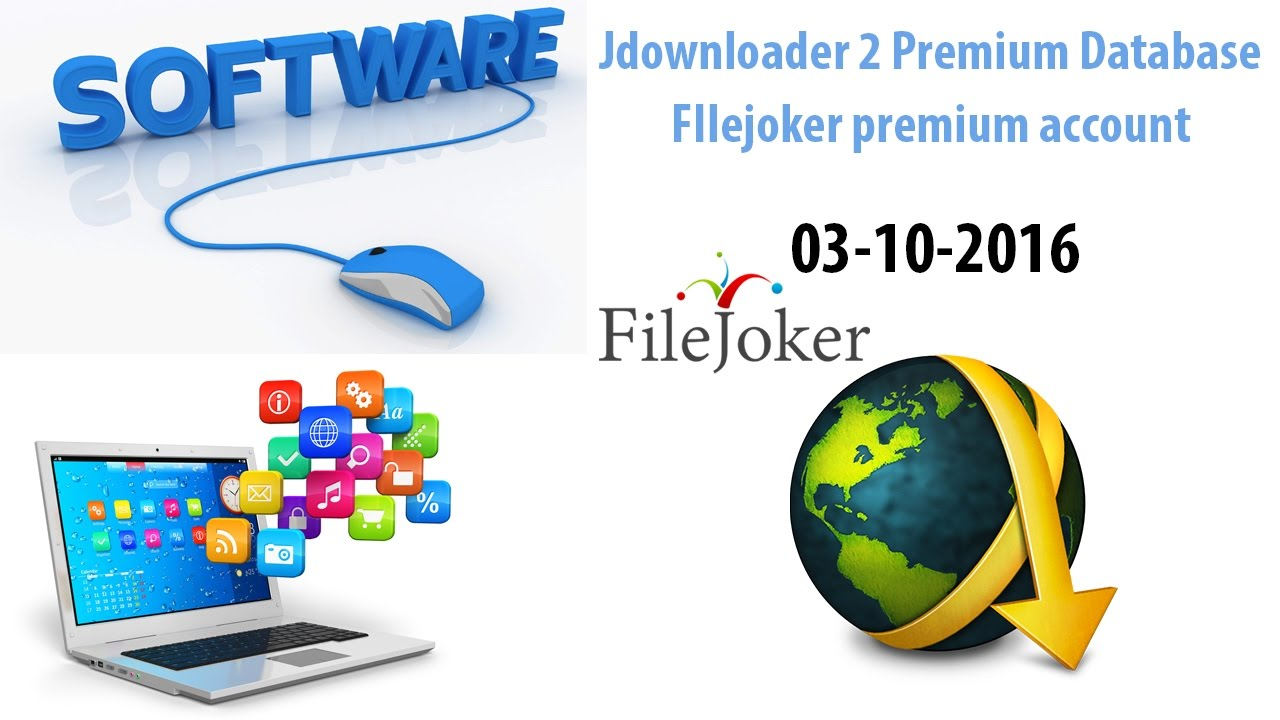 How To Use Jdownloader 2 Premium Accounts Database - sokolandco