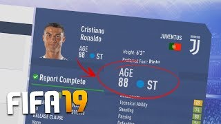 WHAT IF PLAYERS COULDN'T RETIRE ON FIFA 19 CAREER MODE?