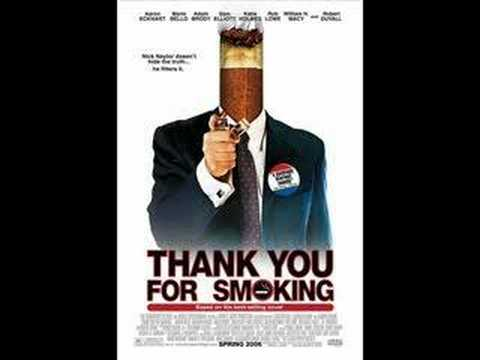 Tag: Thank You For Smoking