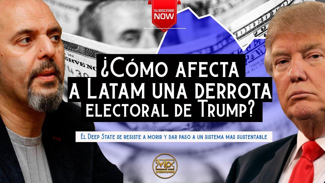 ¿Cómo una derrota de Donald Trump afectaría a Latinoamérica y el Caribe?,