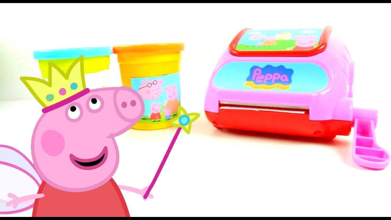 Maquina de pegatinas con dibujos de Peppa Pig juguetes en