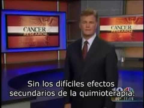Reportaje Sobre Vitamina C En Casos De Cancer NBC 10