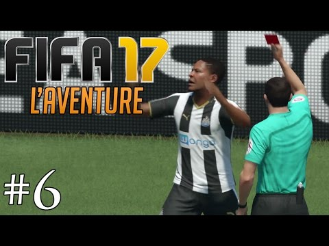 FIFA 17 FR L' AVENTURE - Carton Rouge! #6