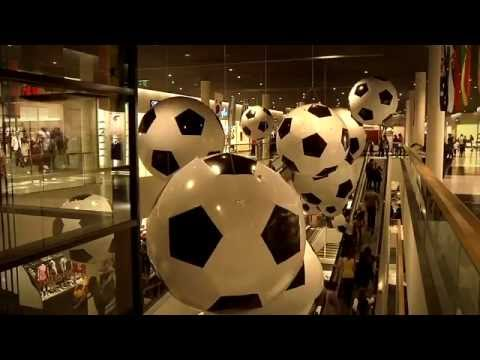 Imagevideo der Shopping Arena St.Gallen