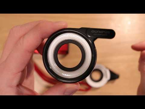 LG-1 Vs FD-1 For Olympus Tough Cameras