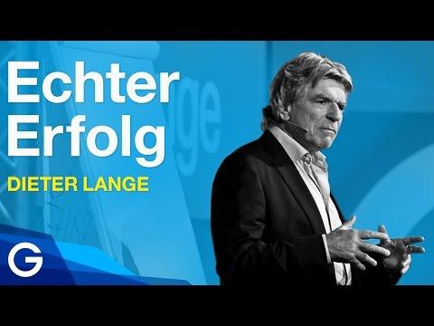 Wann Erfolg glücklich macht – und wann nicht // Dieter Lange