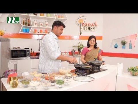 Today's Kitchen (টুডেস কিচেন) Food Program | Episode 38 | Healthy Dishes or Recipes