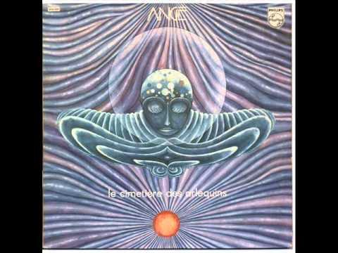 Ange -- Le Cimetière Des Arlequins ( 1973, Prog Rock , France )