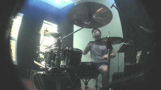 "Aldreen Alcantara ""Sweetest Poison"" Texas in July - Drum Cover"