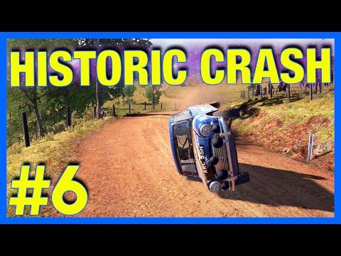 HISTORIC CRASH!! - DiRT 4 Career Mode Gameplay (Part 6)