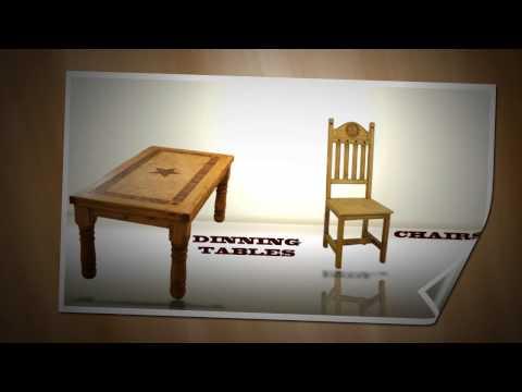 Senda Rustica - Mexican Rustic Furniture