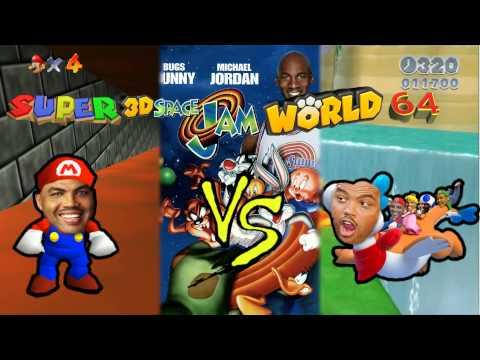 Super 3D Space Jam World 64