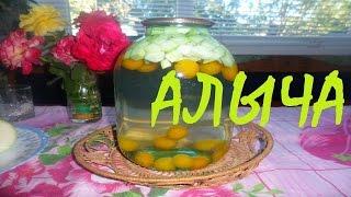Напиток на зиму! Консервация из Алычи! Вкусный напиток с оттенком ананасного вкуса!(, 2016-09-06T19:21:45.000Z)