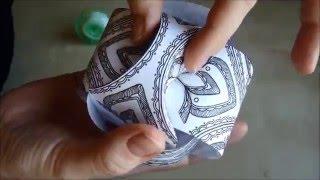 Hattifant - Triskele Paper Balls TUTORIAL