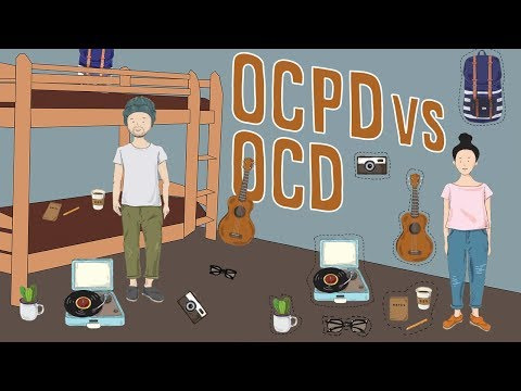 OCD vs Obsessive Compulsive Personality Disorder (How different are they?)