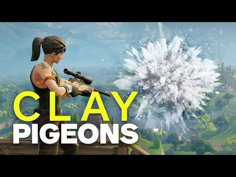 Fortnite: Clay Pigeon Locations