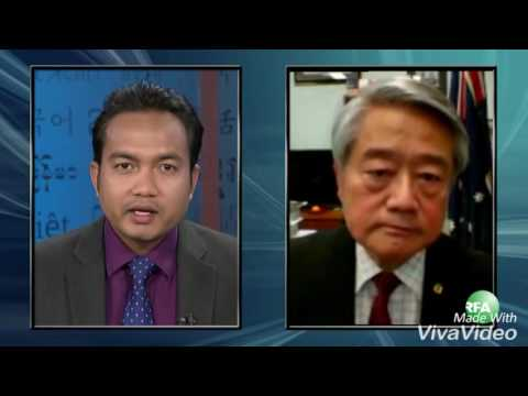 rfi - Talk about - political issue in Cambodia - Radio Free Asia
