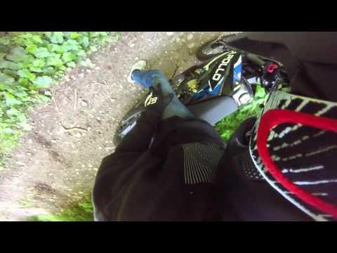 Dirt Bike Fail! Apollo 125cc
