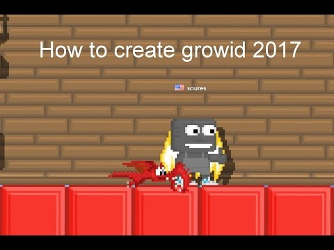Growtopia:How to create growid 2017 Version