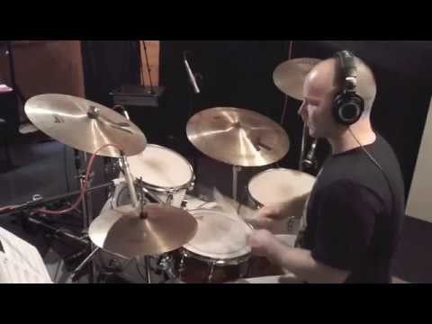 'Let's Get It On' Drum Cover by Andrew Rooney