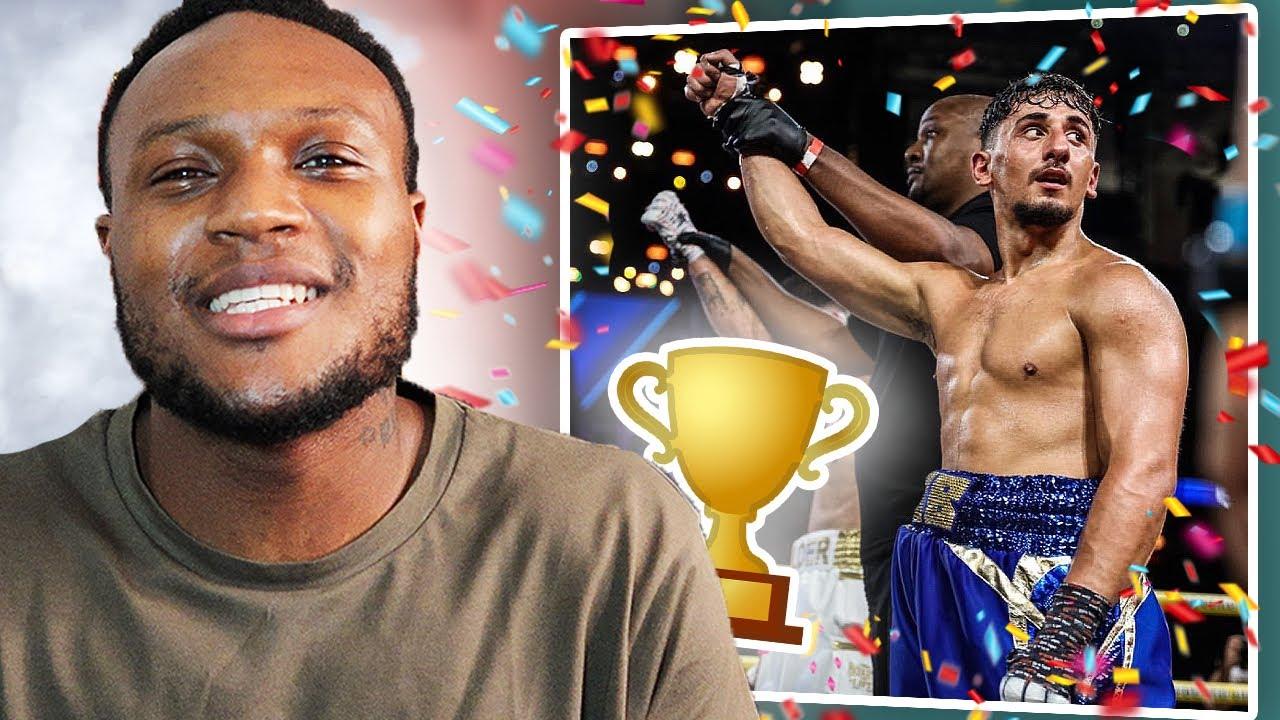 GIB WINS! - Reacting To AnEsonGib VS Tayler Holder & YouTube Vs TikTok Fights