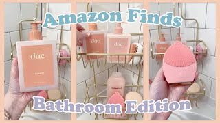 TIKTOK AMAZON FINDS + MUST HAVES 🧖♀️🛁 Bathroom/Shower Edition w/ Links