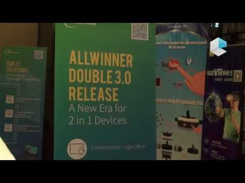 Allwinner Double OS   Continuum mode per notebook 2in1 con Android