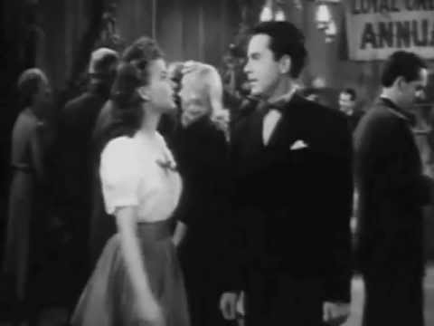 Gale Storm sings - Where We Dream Tonight  1942