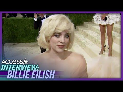 Billie Eilish Says She Feels 'Squished' In 2021 Met Gala Look