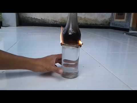 Cara Potong Botol Kaca Pake Api How To Cut Bottles Of Glass With Fire