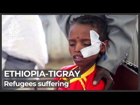 Tigrayan refugees in Sudan suffering malnutrition