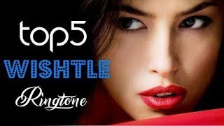 Top 5 Lovely Whistle Ringtone ll Download