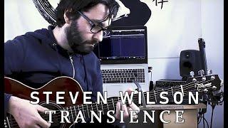 Steven Wilson - Transience Cover