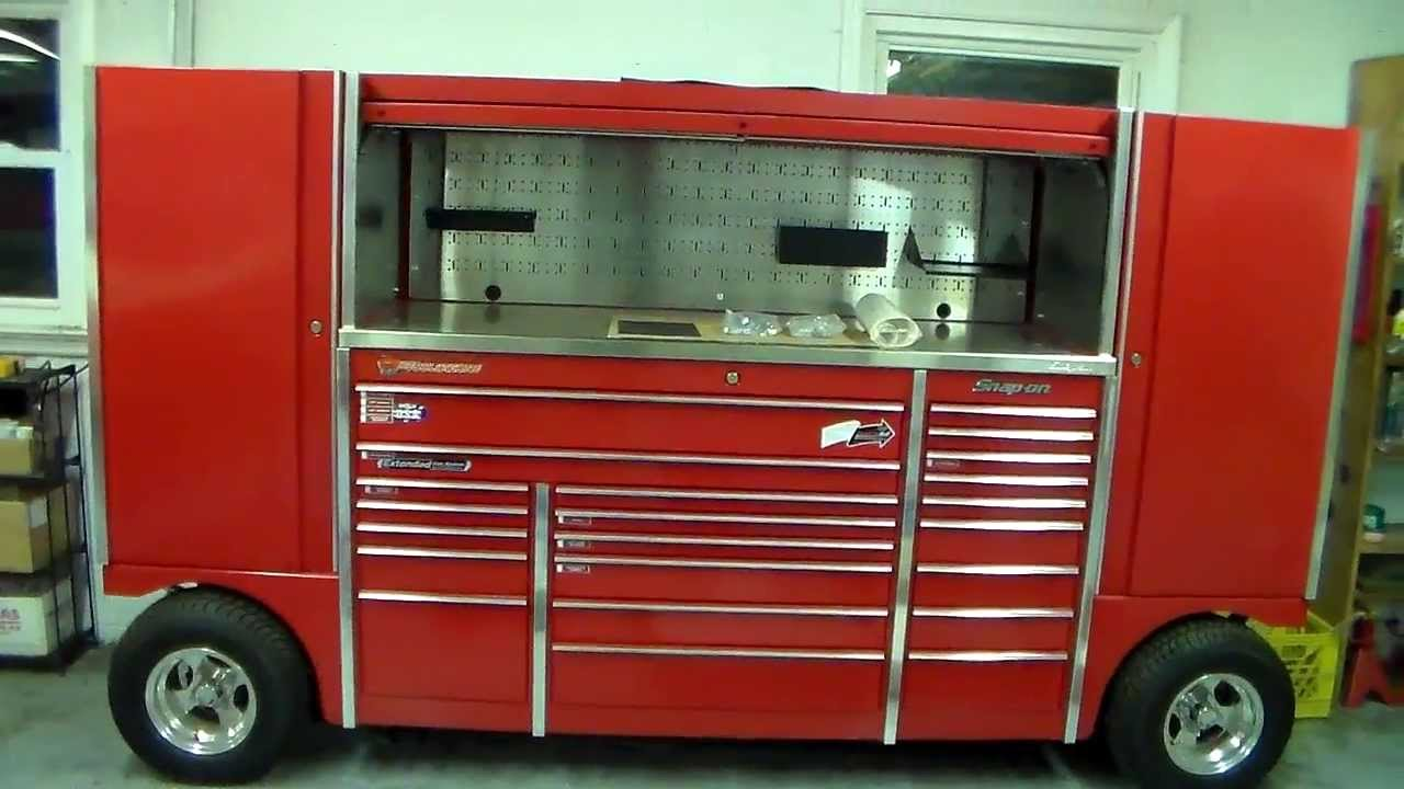 Snap On Tool Wagon For