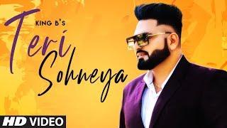 Teri Sohneya (King B) Mp3 Song Download
