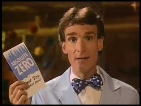 Bill Nye The Science Guy Phases of Matter