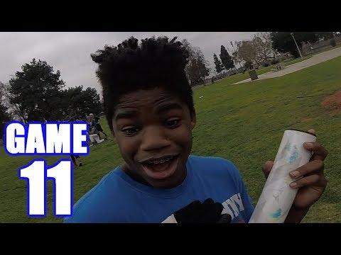 GABE\'S LONGEST HOME RUN BY FAR! | Offseason Softball Series | Game 11
