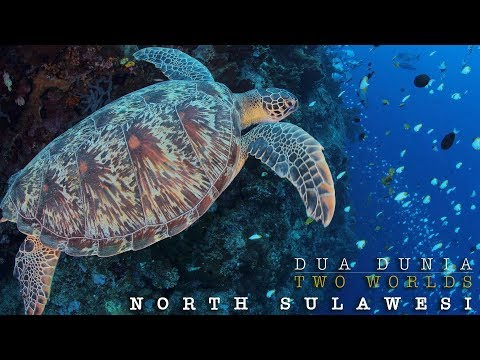 """North Sulawesi """"Dua Dunia-Two Worlds"""""""