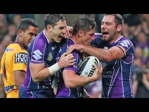 | The Big 3 | A Well Oiled Machine | (Cameron Smith, Cooper Cronk, Billy Slater)