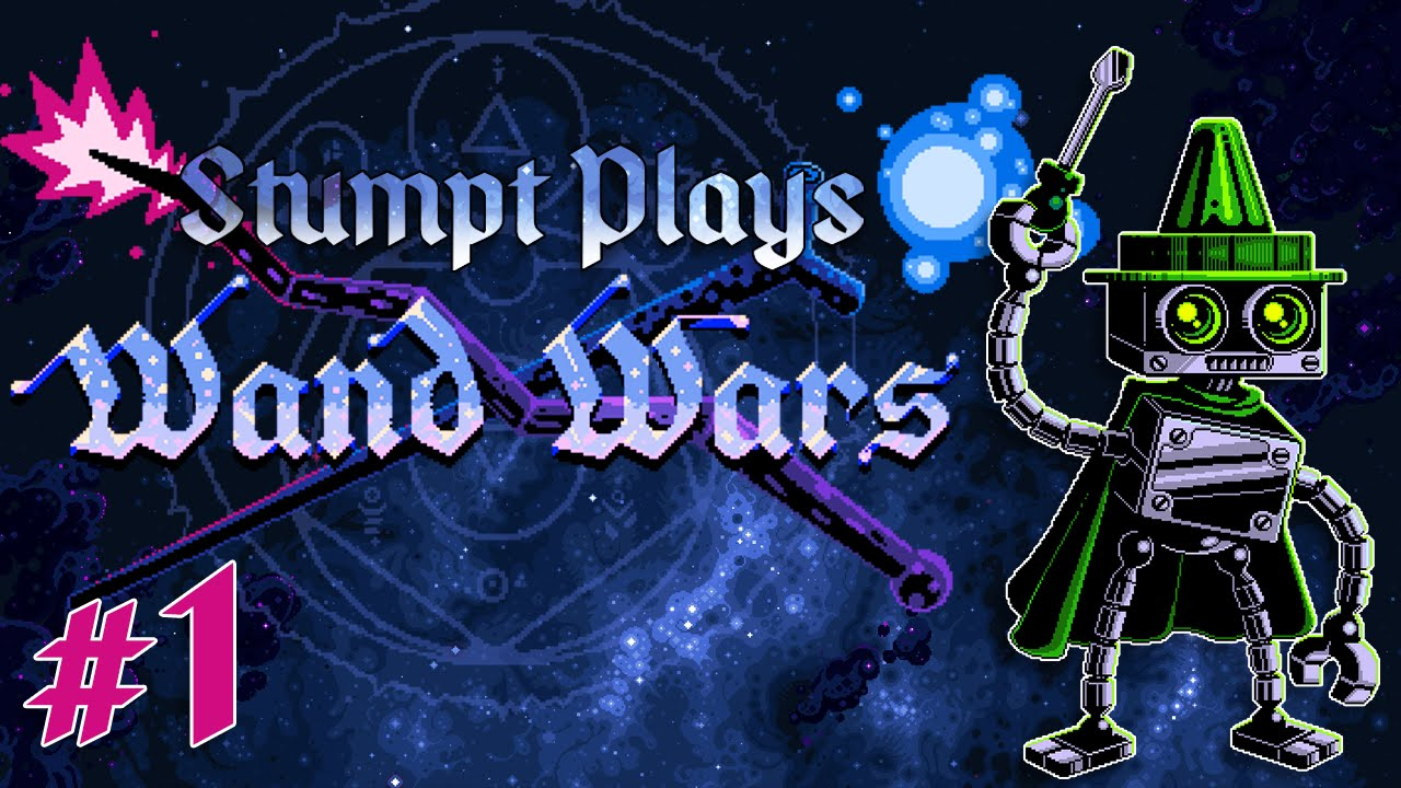 Wand Wars - #1 - Violent Quidditch (4 Player Gameplay) - YouTube
