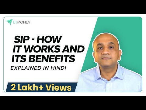 SIP- Systematic investment Plan क्या है? | इसके Benefits क्या है? | For Beginners | [in Hindi]