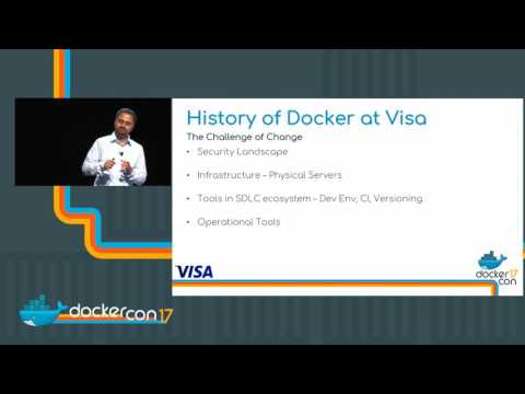 Docker Networking in Production at Visa
