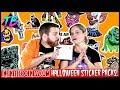 Halloween Stickers from InfiniteCoolness.com! Ghostbusters, MOTU, 80s & More!