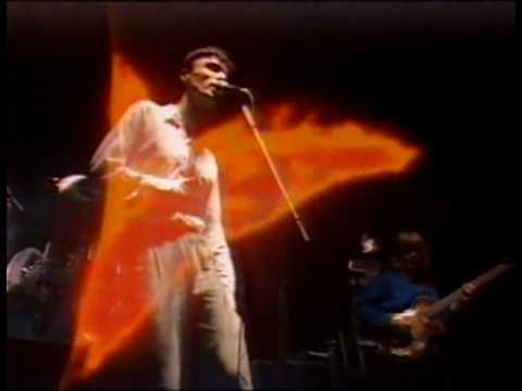 Talking Heads Live Wembley 1982 (10) Swamp