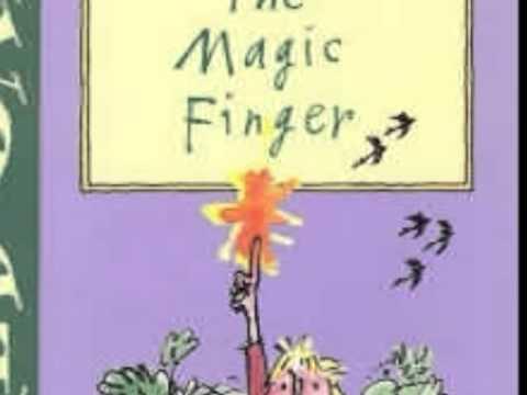 The Magic Finger - YouTube