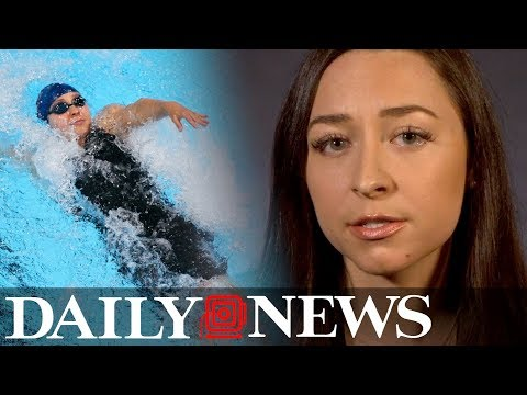 Olympic swimmer Ariana Kukors Smith talks sexual abuse