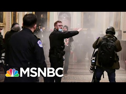 Ari Melber: 'There Is Evidence Of A Great Many Crimes Committed Today'   MSNBC