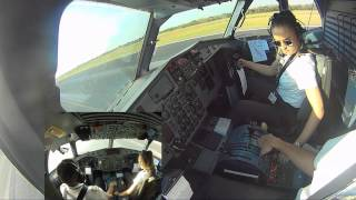 ATR 72-500 - Passaredo - Landing SBCY
