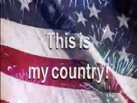This Is My Country (Opener)